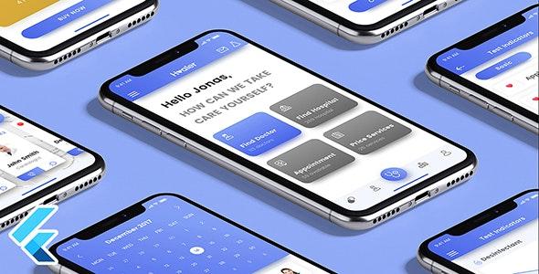 30 Best Flutter App Templates in 2020