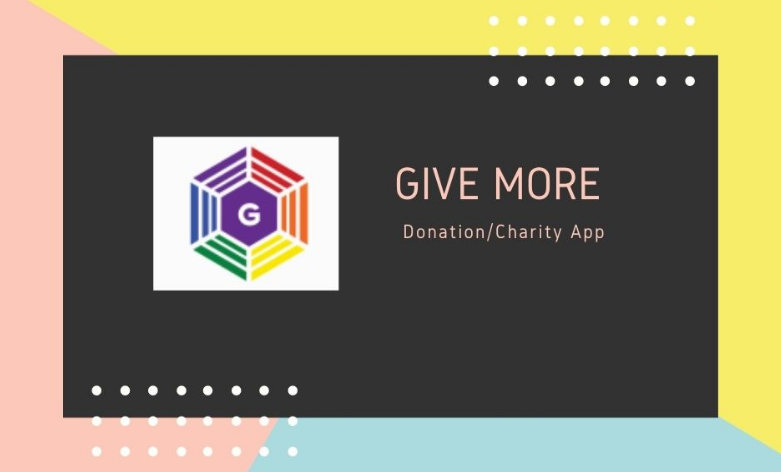 A Donation/Charity App made with Flutter