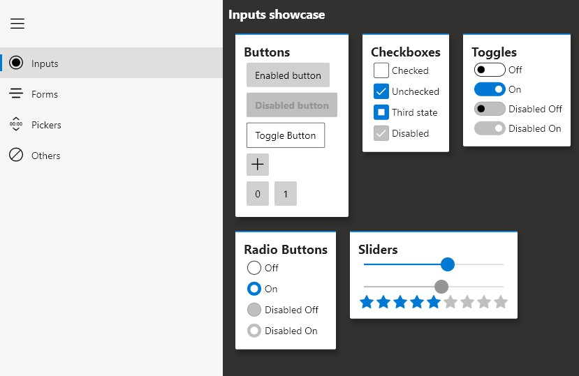 Design beautiful native windows apps using Flutter