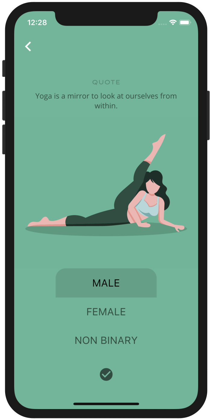 AI-powered personal Yoga Instructor App built using flutter