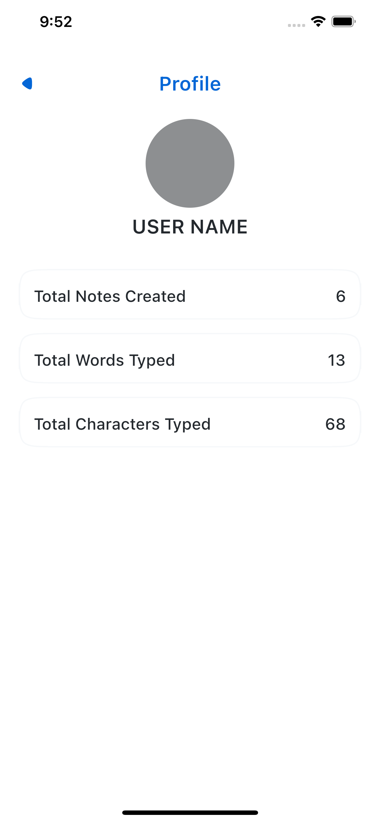 A clean and modern note taking app built with Flutter