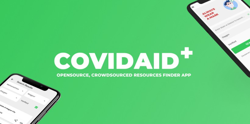 Crowdsourced COVID Related Resources Finder App Written In Flutter