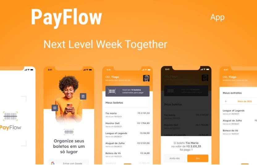 PayFlow - A Billet Management build with flutter