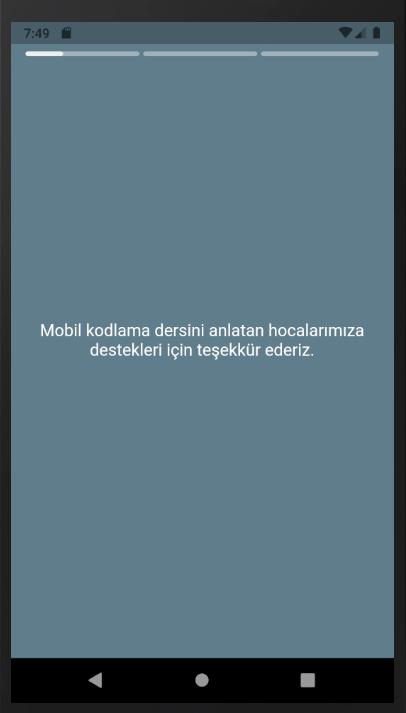 WhatsApp UI Clone with flutter
