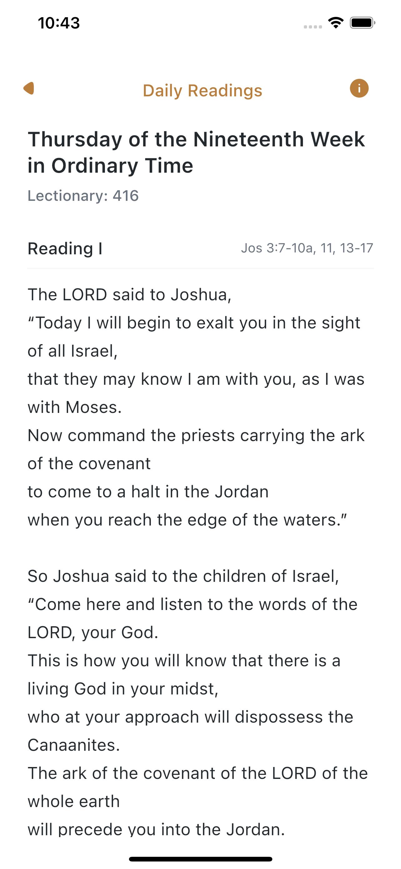 Pocket Bible & Church App built with Flutter