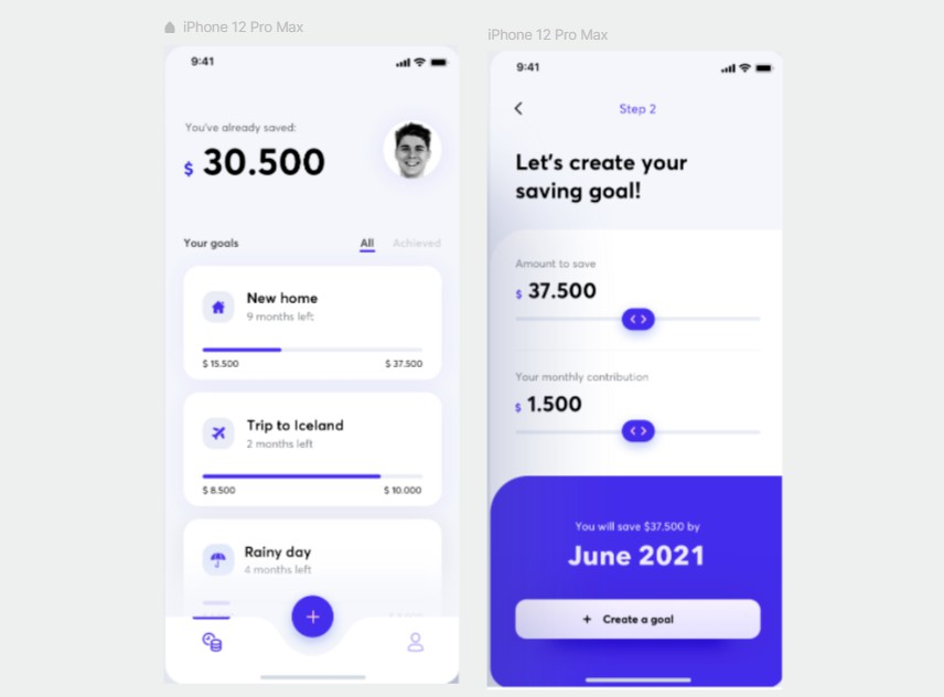 A Flutter App to track and manage your expenses