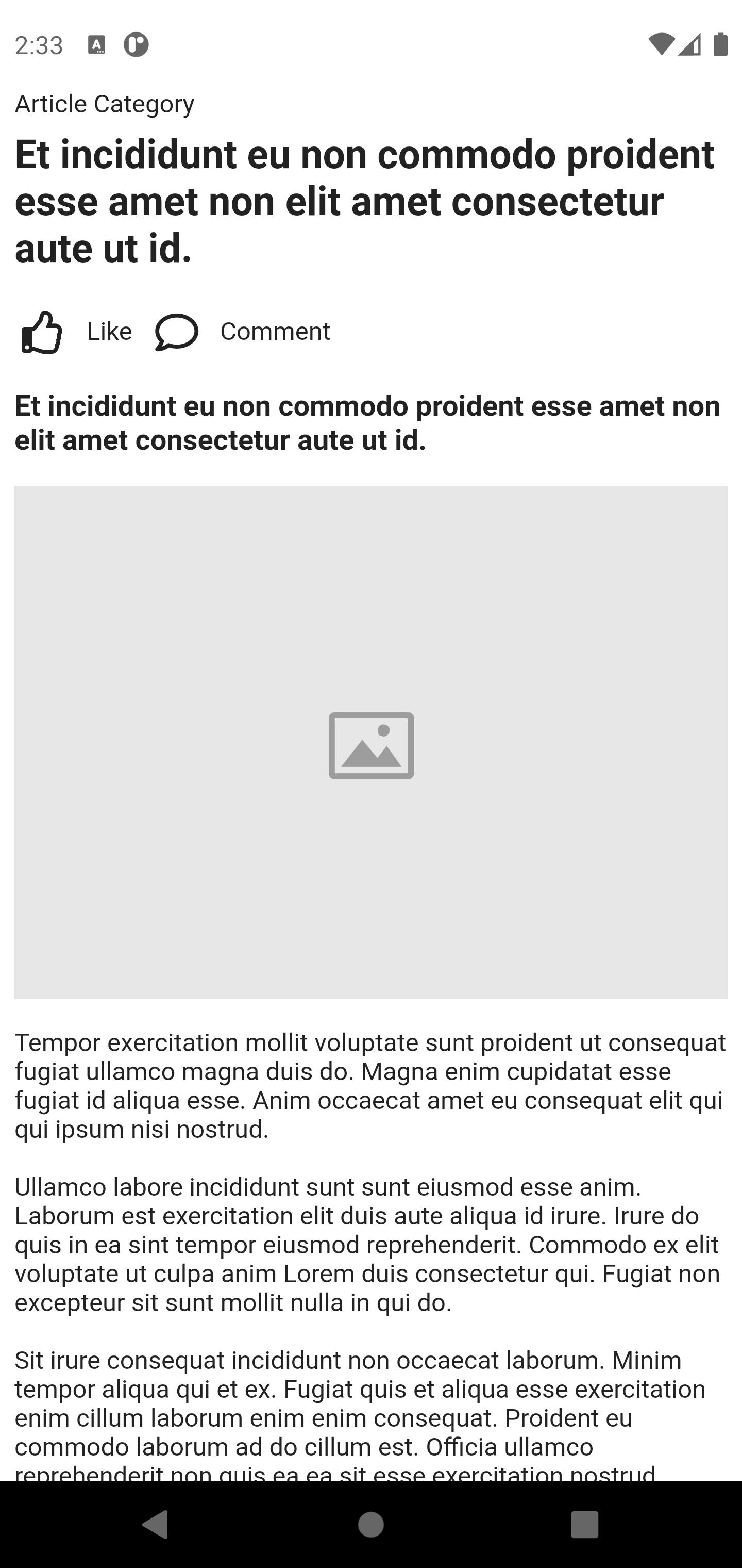 Flutter UI Kits for mobile, tablet, desktop and web