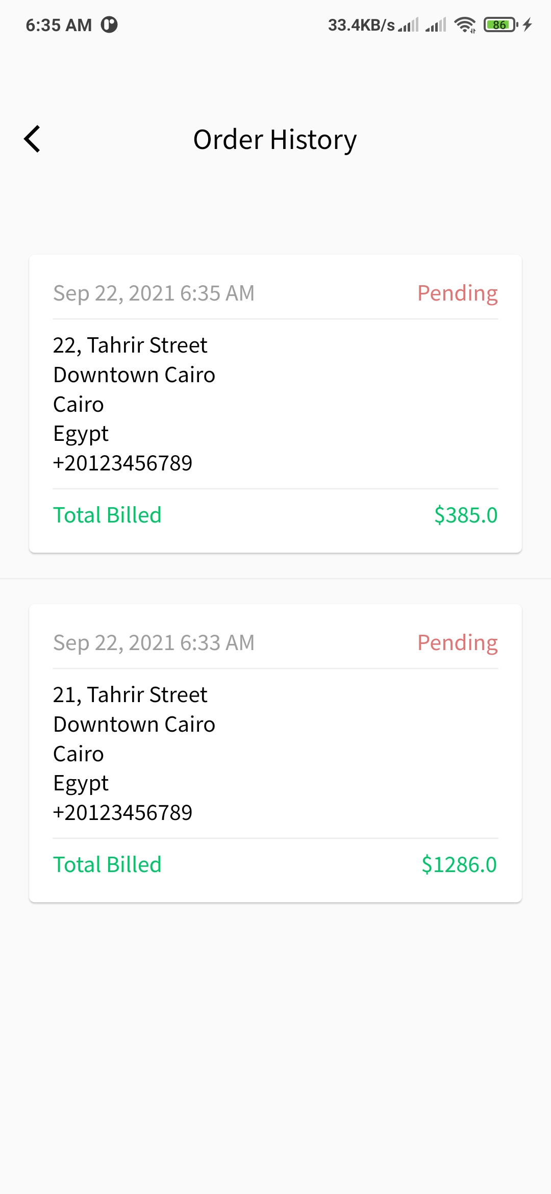 A new open source E-commerce App created using Flutter and GetX